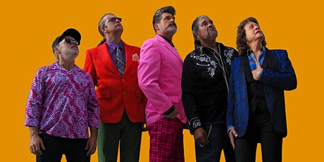 Antsy McClain and The Trailer Park Troubadours tickets