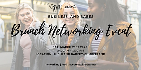 Business & Babes Mixer-a Networking Event tickets