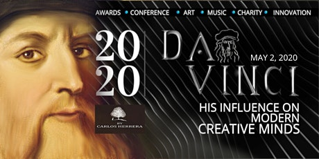 2nd. Edition-LEONARDO DA VINCI, HIS INFLUENCE ON MODERN CREATIVE MINDS tickets