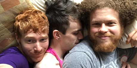 Easter Men's Cuddle Party and Platonic Touch/Consent Workshop  tickets