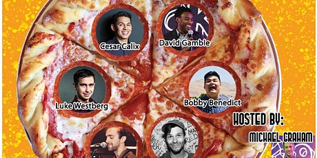 Comedy Slice - Stand-up Comedy / Great Pizza tickets