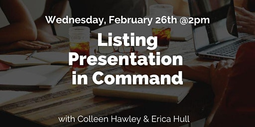 Listing Presentation in Command