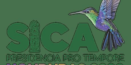 Conferencia SICA 2020 billets