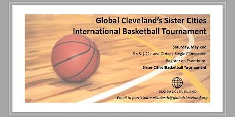 Sister Cities International Basketball Tournament tickets