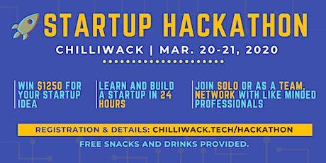 Startup Hackathon tickets