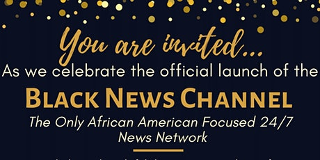 Black News Channel Launch tickets