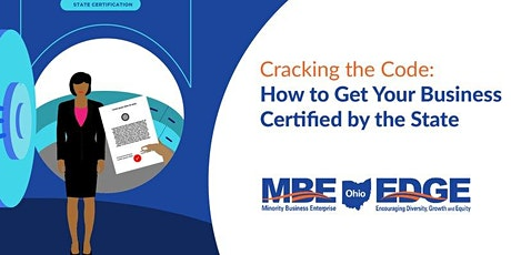 MBE & EDGE Certification Workshop tickets