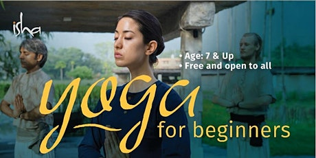 Yoga for Beginners tickets