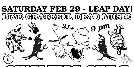Live Grateful Dead - Owsley's Owls Feat the Rebels tickets