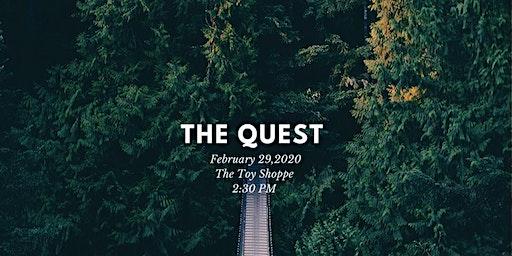 The Quest-Ultimate Treasure Hunt!