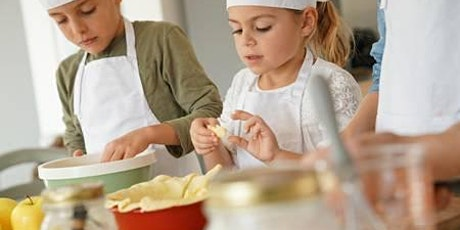 Kids Cooking Class - Italian Breakfast Pie tickets