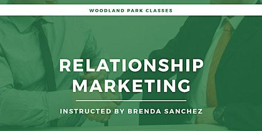 Woodland Park - Relationship Marketing Class