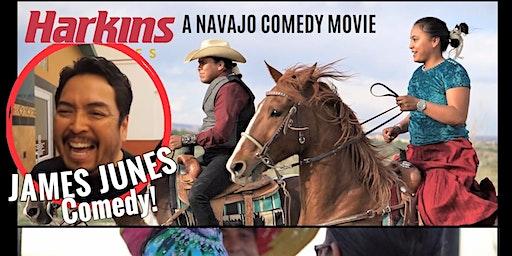 JAMES JUNES Comedy Show & PAROLE Movie - TEMPE, AZ @ 5:00pm