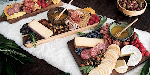 Charcuterie Board Building 101 at Wyckwood House