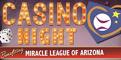 7th ANNUAL RYAN MARTIN CASINO NIGHT -Benefiting the Miracle League of Arizona tickets