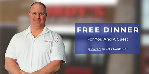Pain Free Naturally | FREE Dinner with Dr. Ryan Weisgerber, DC