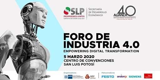 Foro Industria 4.0 Empowering Digital Transformation