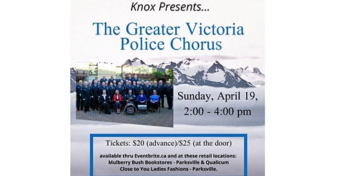 Greater Victoria Police Chorus