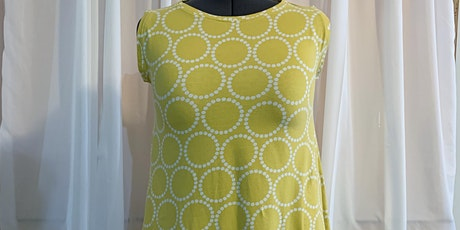 Sew a Custom Fit Knit Dress or Top - 4 Week Class tickets