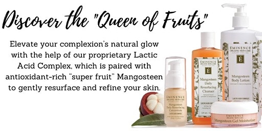 """Discover the """"Queen of Fruits"""": Mangosteen Collection"""