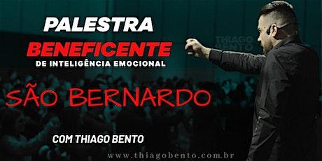 PALESTRA GRÁTIS DE INTELIGÊNCIA EMOCIONAL - SÃO BERNARDO - ABC 10/03/20 ingressos
