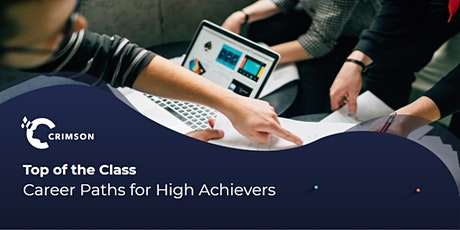 Top of the Class: Career Paths for High Achievers | Adelaide tickets