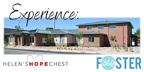 Experience: Helen's Hope Chest & Foster360 tickets