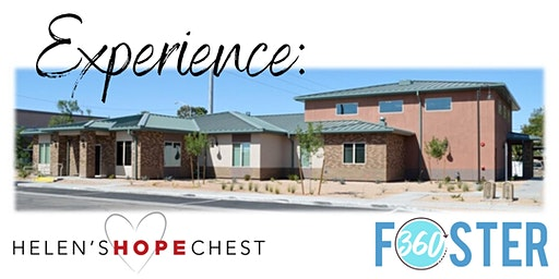 Experience: Helen's Hope Chest & Foster360