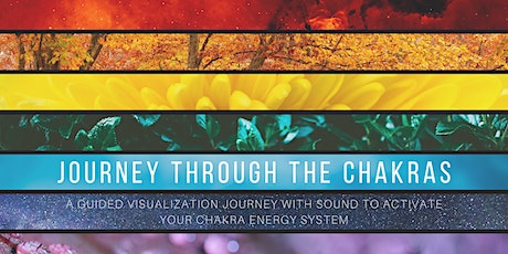 Journey Through the Chakras tickets