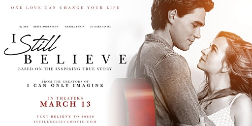 """I Still Believe"" WAY-FM Listener Screening"