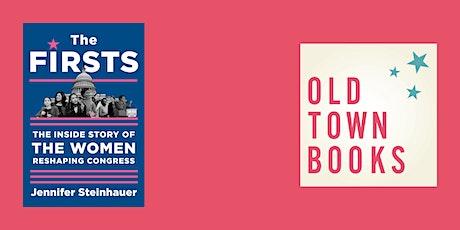 True Story! Book Club: The Firsts by Jennifer Steinhauer tickets