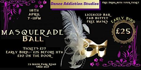 Masquerade Dance Party tickets