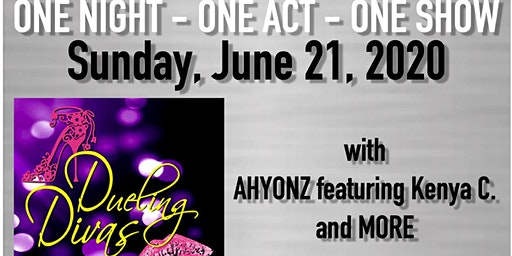 One Night - One Act - One Show / Dueling Divas
