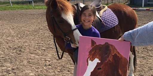 Arts, and Crafts, and Horses...Oh My! Summer Day Camp