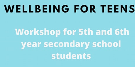 Wellbeing for Teens tickets