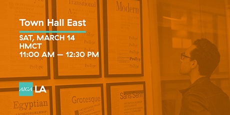 Town Hall East tickets