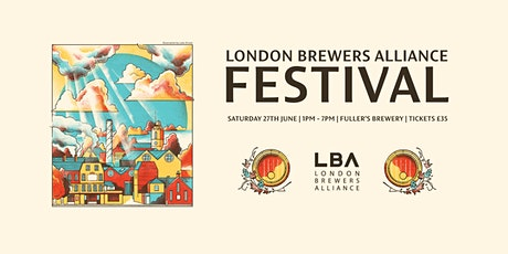 LBA Beer Festival 2020 tickets