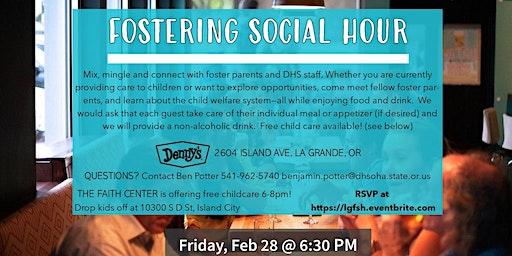 La Grande Fostering Social Hour