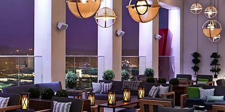 SHI, Proofpoint, Dialpad: Happy Hour at Hive & Honey Rooftop Bar tickets