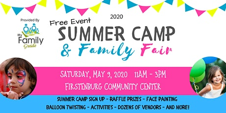 Summer Camp & Family Fair 2020 tickets