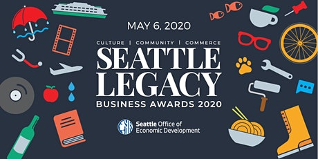 Legacy Business Program Awards Ceremony tickets