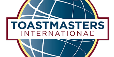 Improve your public speaking skills with Toastmasters  tickets