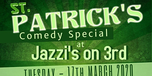 St Patrick's Day Comedy Special