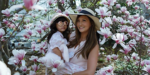 Complimentary Cherry Blossoms & Blooms Photo Sessions in Verona, NJ!