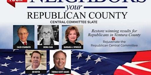 Elect Central Committee: Sponsler, Tash, Meyer, Adams, Standafer
