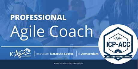 Agile Coach Certification Course Amsterdam tickets