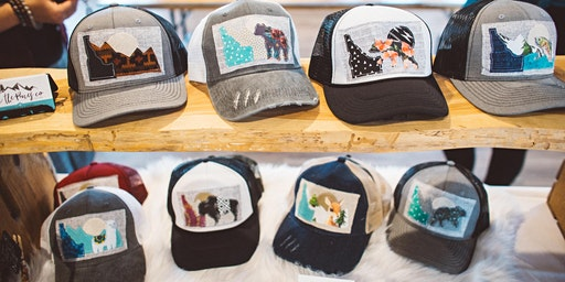 Design a Hat Event with In the Pines Co. at Millie Grace!