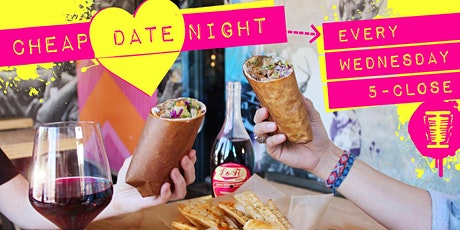 Cheap Date Wednesdays at Spitz Little Tokyo! tickets