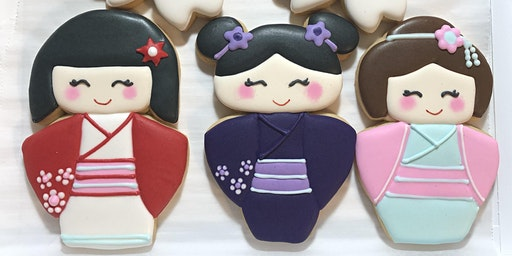 Girls Day Cookie Decorating - 10am class