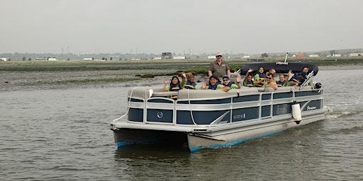 Hackensack Riverkeeper's Open Eco-Cruise - Boating Through Bergen Tour